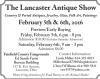 The Lancaster Antique Show