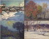 The Love of Impressionism, and the Beauty of Bucks County! at Gratz Gallery