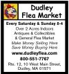 Dudley Flea Market