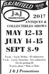 J & J Promotions Brimfield Antiques & Collectibles Shows