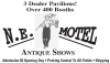 N.E. Motel Antique Shows in Brimfield