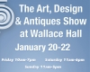 The Art, Design & Antiques Show At Wallace Hall