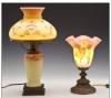 Cordier FENTON GLASS & WHISKEY PITCHERS