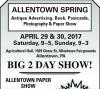 ALLENTOWN SPRING PAPER SHOW