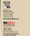 Boston Design Week 12-Day Citywide Festival