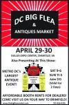 DC Big Flea Market & Antiques Market