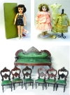 Ron Rhoads Fantastic April Dollhouse & Miniature Auction