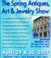 The Spring Antiques, Art& Jewelry Show