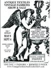 Antique Textiles Vintage Fashions Show & Sale
