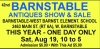 42nd Annual Barnstable Antiques Show & Sale