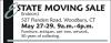Woodbury, CT ESTATE MOVING SALE