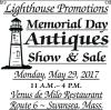 Lighthouse Promotions Memorial Antiques Show & Sale
