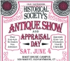 Old Saybrook Historical Society's Antique Show and Appraisal Day