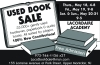 Lacordaire Academy USED BOOK SALE