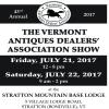 The Vermont Antiques Dealers' Association Show