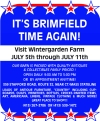 Visit Wintergarden Farm IT'S BRIMFIELD TIME AGAIN!