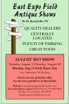 East Expo Field Antique Shows