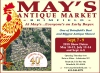 Brimfield At May's…Everyone's an Early Buyer.
