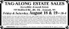 Incredible Armonk Estate by TAG-ALONG ESTATE SALES