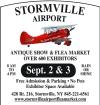 STORMVILLE AIRPORT Flea Market