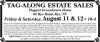Rye, NY Estate Sale by  TAG-ALONG ESTATE SALES