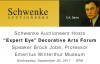 Schwenke Auctioneers Hosts Decorative Arts Forum