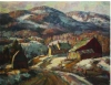 Duane Merrill LEPINE COLLECTION OF VERMONTIANA & FINE PAINTINGS