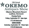 24th Annual Okemo Antiques Show