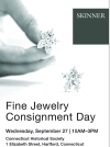 Skinner Fine Jewelry Consignment Day