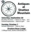 Antiques at Stratton Mountain