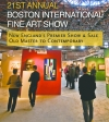 21st ANNUAL  Boston International Fine Art Show