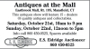 Antiques at the Mall  Antiques Show