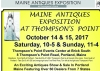 MAINE ANTIQUES EXPOSITION