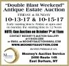 Mooney's Antique Estate Auction