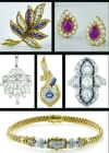Pook & Pook & Stuart Kingston Galleries Jewelry Auction