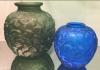 Dan's Auction Art Glass & More