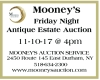 Mooney's Antique Estate Auction