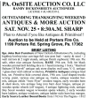 PA. OnSITE AUCTION CO. LLC