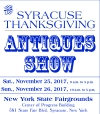 SYRACUSE THANKSGIVING ANTIQUES SHOW