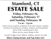Stamford CT Estate Sale