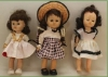 Alderfer Online Only 1940s-90s Modern/Collectible Dolls