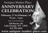 ANTIQUES MARKET PLACE Anniversary Celebration