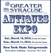 The 28th Greater Syracuse Antiques Expo