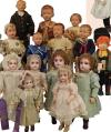 Alderfer Simulcast Doll Auction