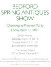 Bedford Spring Antiques Show