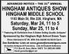31st HINGHAM Antiques Show & Sale
