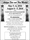 Antique Fair and Flea Market by Fairground Shows NY