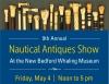 9th Annual Nautical Antiques Show