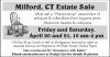 Milford, CT Estate Sale
