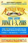 Madison-Bouckville Antique Week June Show